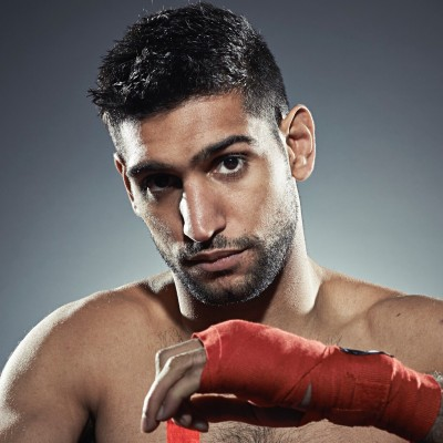 Amir Khan (Boxer) Snapchat Photo