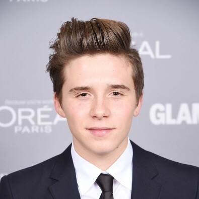 Brooklyn Beckham Snapchat Photo