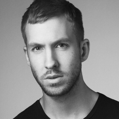 Calvin Harris Snapchat Photo