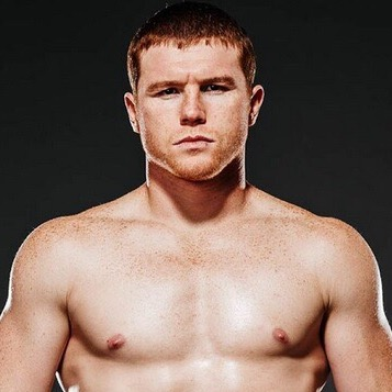 Canelo Alvarez (Boxer) Snapchat Photo