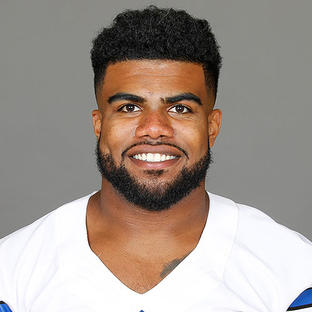 Ezekiel Elliott Snapchat Photo