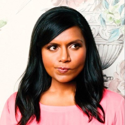 Mindy Kaling Snapchat Photo