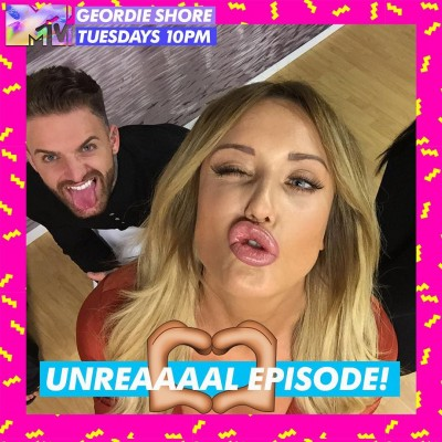 MTV's Geordie Shore (UK) Snapchat Photo