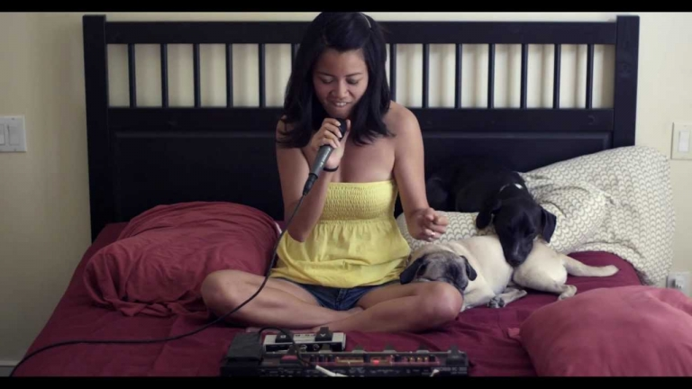 #YoutubeSpotlight: #Kawehi Got Some Real Talent, Watch How She Made Her Michael Jackson Cover
