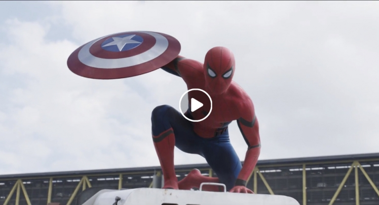 Spiderman Joins 'Captain America: Civil War', Watch The Full Trailer
