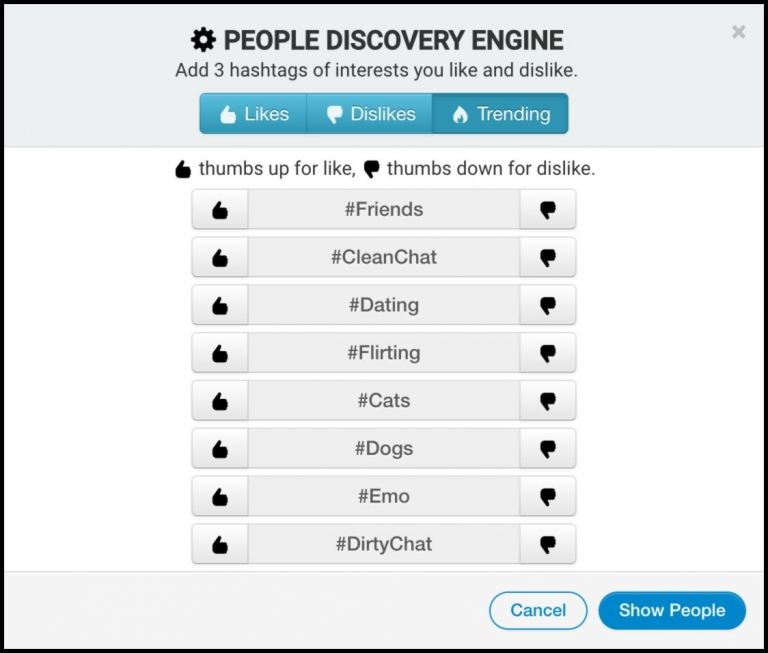 """#Announcement: New Feature Called """"People Discovery Engine"""""""