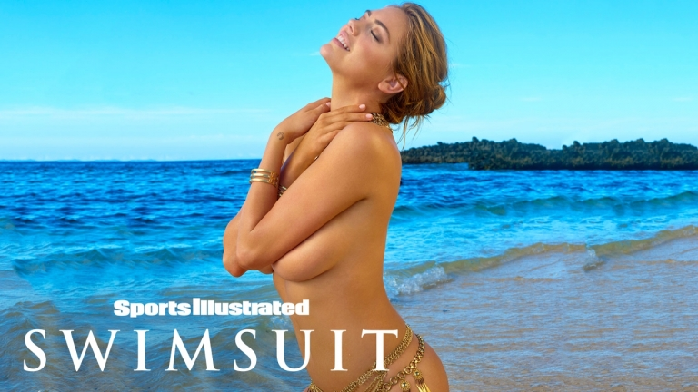 Behind the Scenes at Kate Upton's Sports Illustrated Swimsuit 2017 Shoot