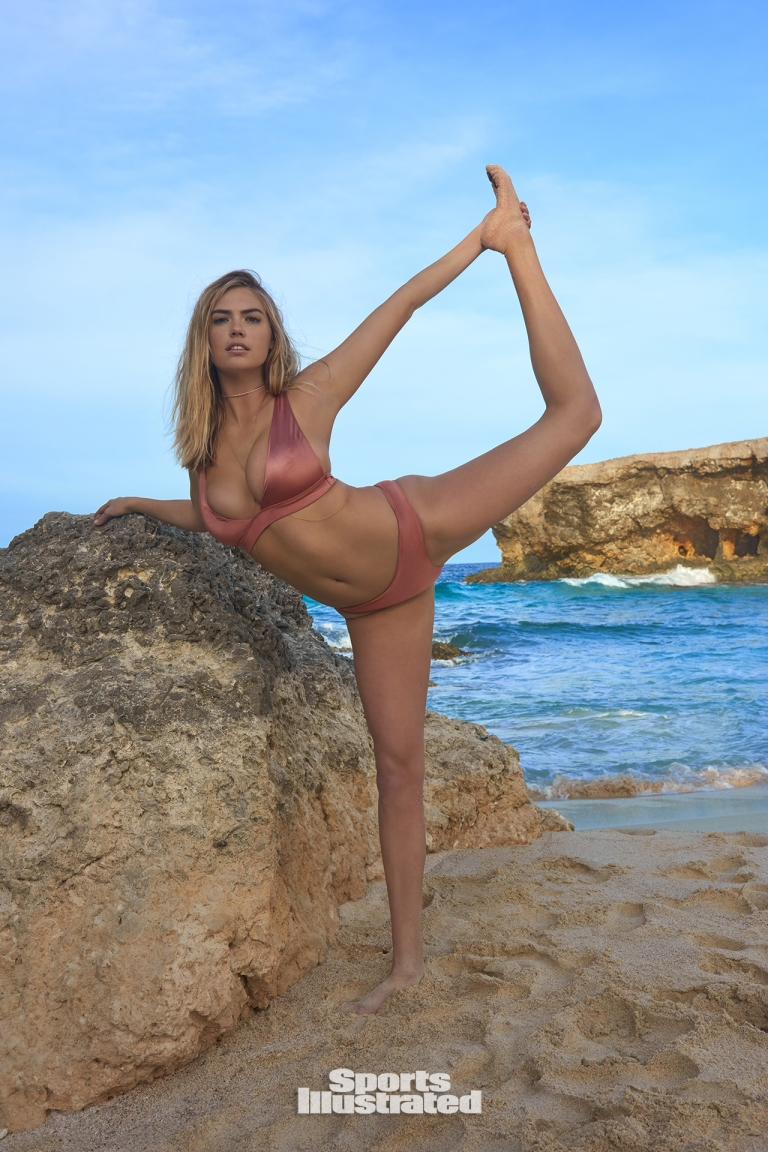 Kate Upton's Sports Illustrated Swimsuit 2018 Photos