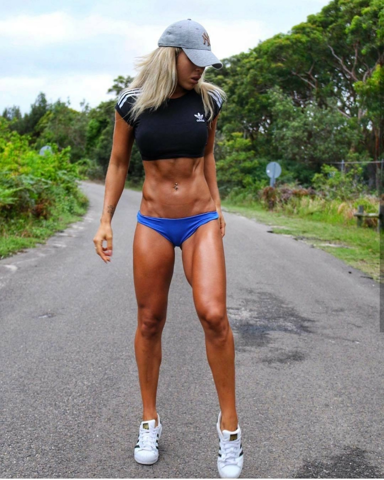 The Female Runner's Physique