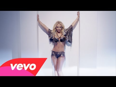 Britney Spears - Work Bitch Video ... She used to dance really good, must be the age. #MTV #BritneySpears
