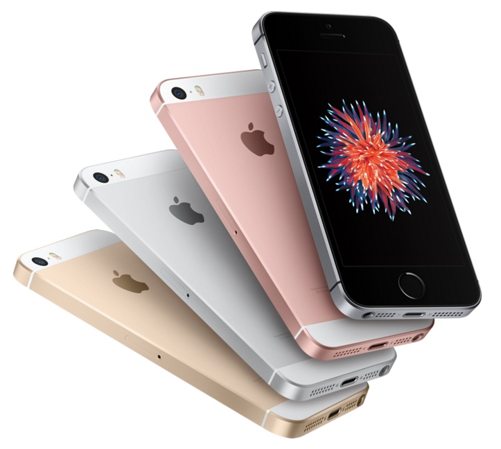 Apple introduces new smaller iPhone SE