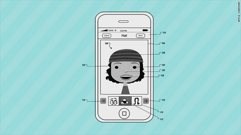 Apple's new avatar patent looks a lot like Bitmoji