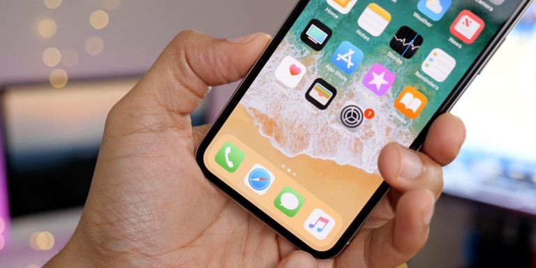 #iPhone9 leak reveals new design, will use 'Full Active Display' that features ultra-small bezels
