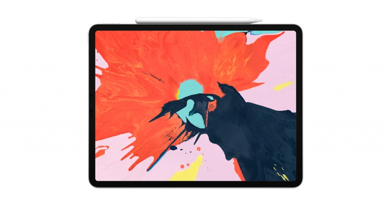 Apple Releases New #iPadPro with All-Screen Design
