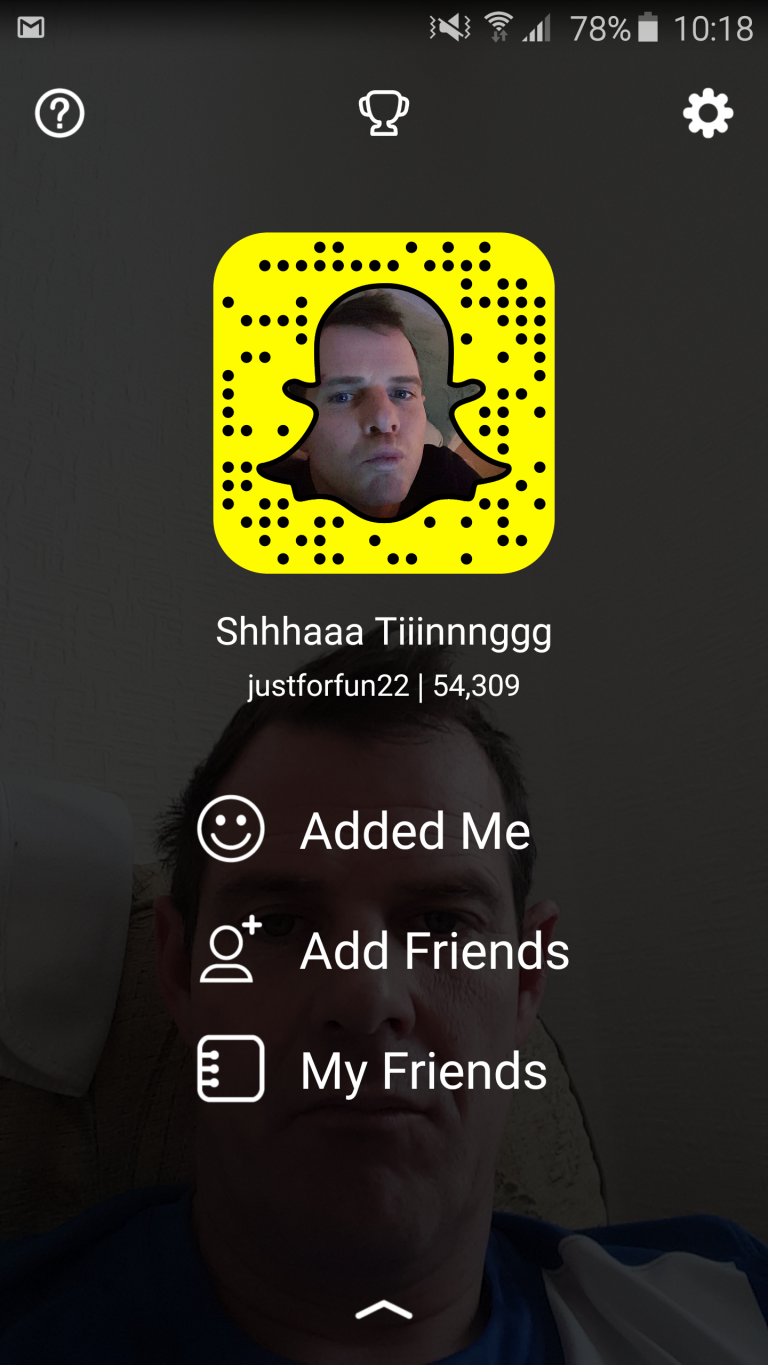Feel free to add me