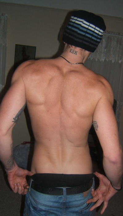 #HottestGuy #rossdboss123 has an amazing back view... very intriguing... I like suspense