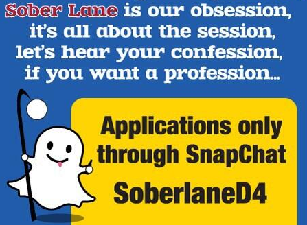 New #Irish #Pub Is Accepting Job Applications Only Via Snapchat, Send Your Snaps To #SoberLaneD4