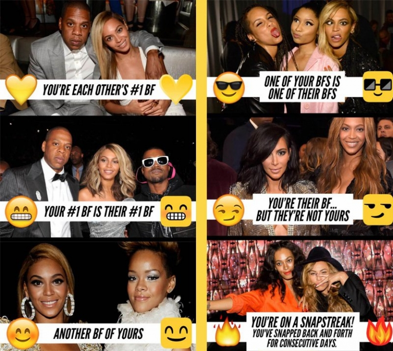 The Latest Snapchat Update Features Emojis
