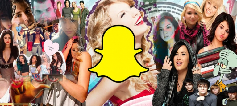 The Best Celebrity Snapchat Usernames of 2016
