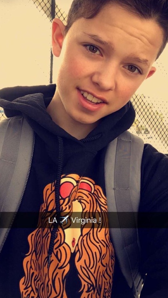 Jacob Sartorius Snapchat Username JacobSartorius By