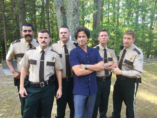 "Rob Lowe joins casts of ""Super Troopers 2"" movie"