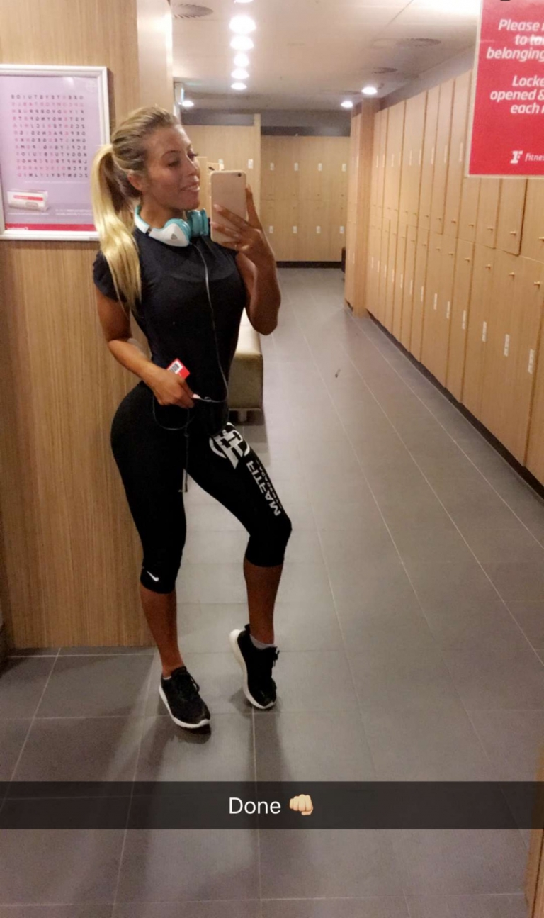 #Fitness is my business 💪