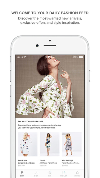 THE ICONIC – Fashion Shopping on the App Store The Iconic is an exclusive online fashion retail store.