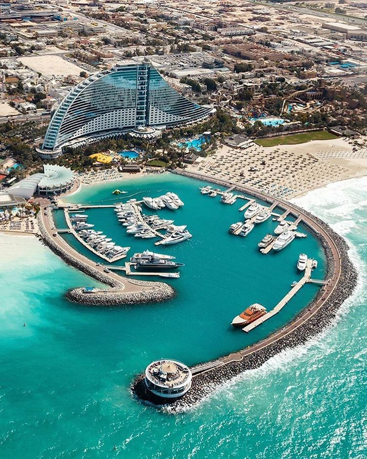 #Dubai Perfect Sunny Day to Visit the beach. !