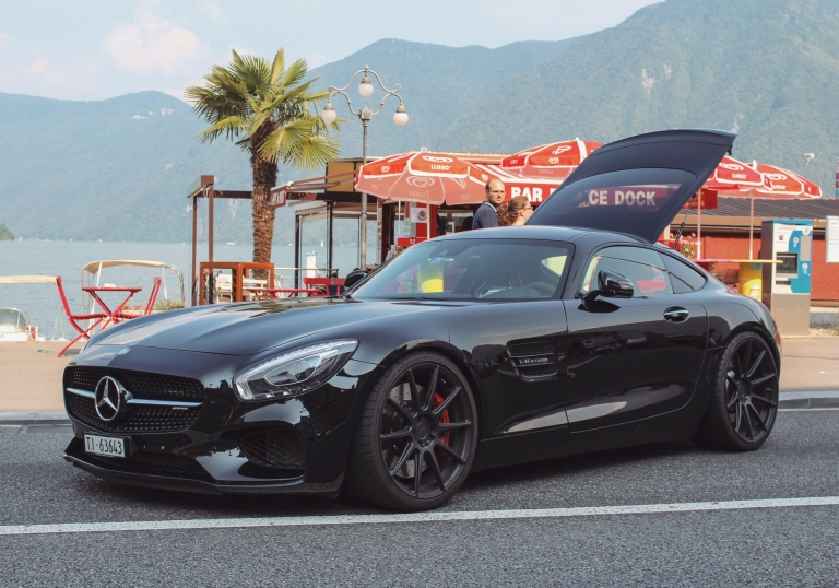 Mercedes AMG GTS #madwhips #best_of_madwhips #madwhips_features