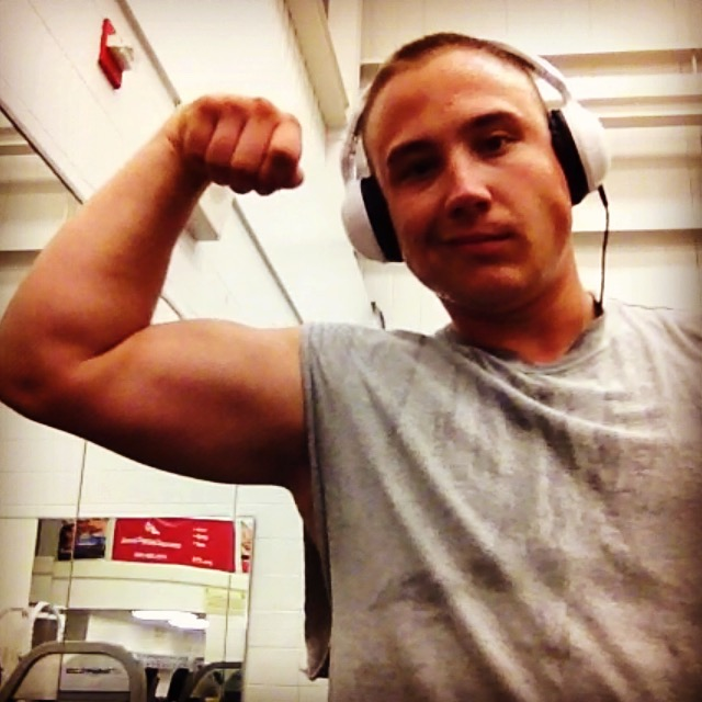 Gym time. Getting #sexy