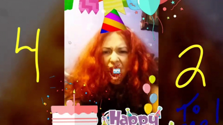 HAPPY SAD BIRTHDAY TO ME ON FEBRUARY, SNAPCHAT. LIKE COMMENT SHARE AND FOLLOW OR SUBSCRIBE AT SNAPCHAT QUEEN ROYALTY