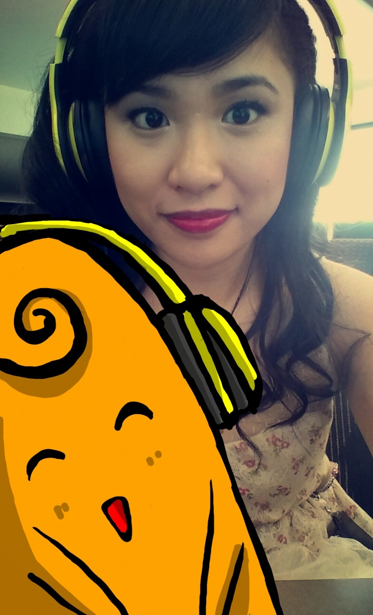 Add CyreneQ on #Snapchat for creative snaps