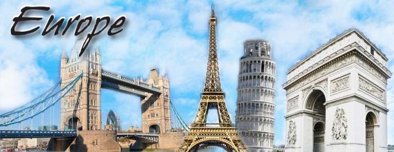 Plan Your Europe Holiday Package Online