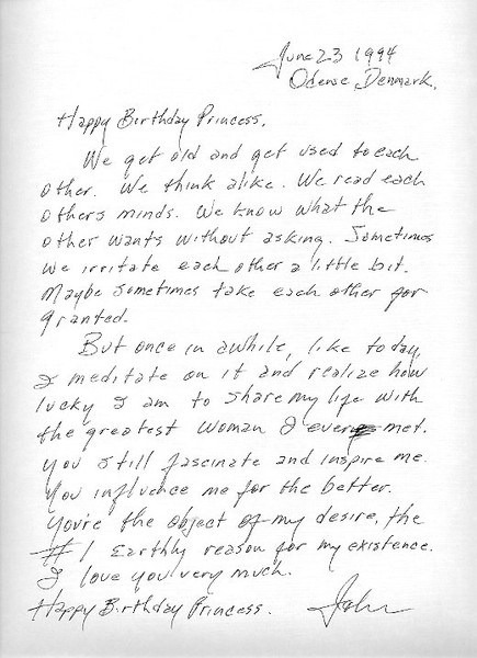Johnny Cashs Love Letter to Wife June Carter Is Voted Most – How to Write Romantic Letters