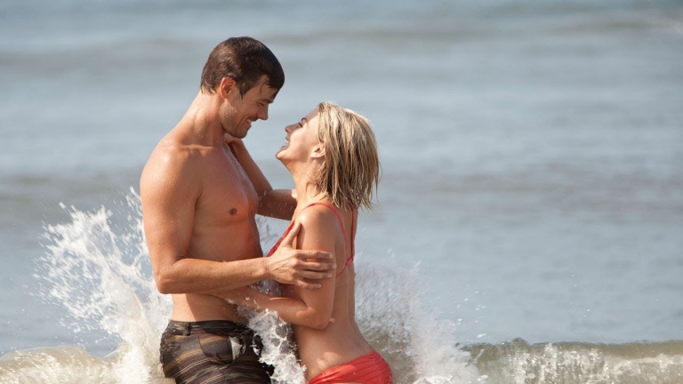 I just saw 'Safe Haven' movie on #Netflix, oh boy this got the weirdest movie ending twist. So weird that I have to post about it here.