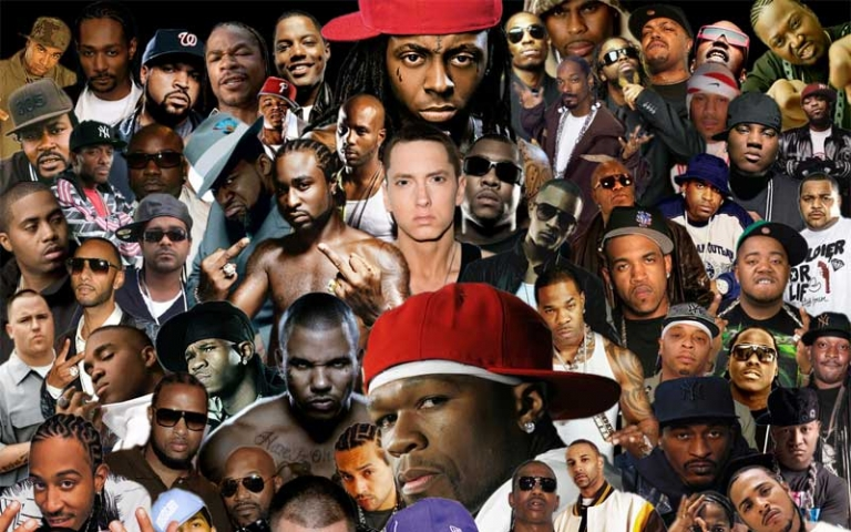 Rap artists names list