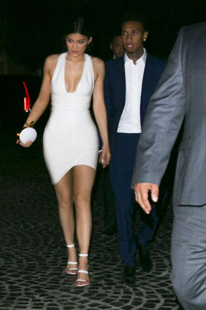 Is Kylie Jenner and Tyga back together after breaking up few days ago?