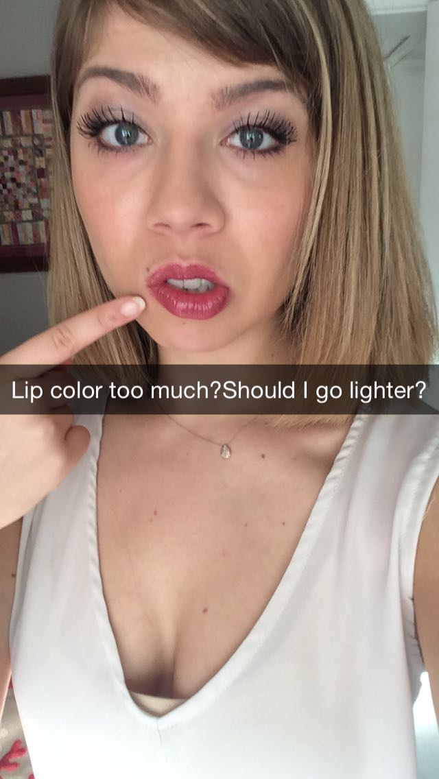 Jennette McCurdy Snapchat Username