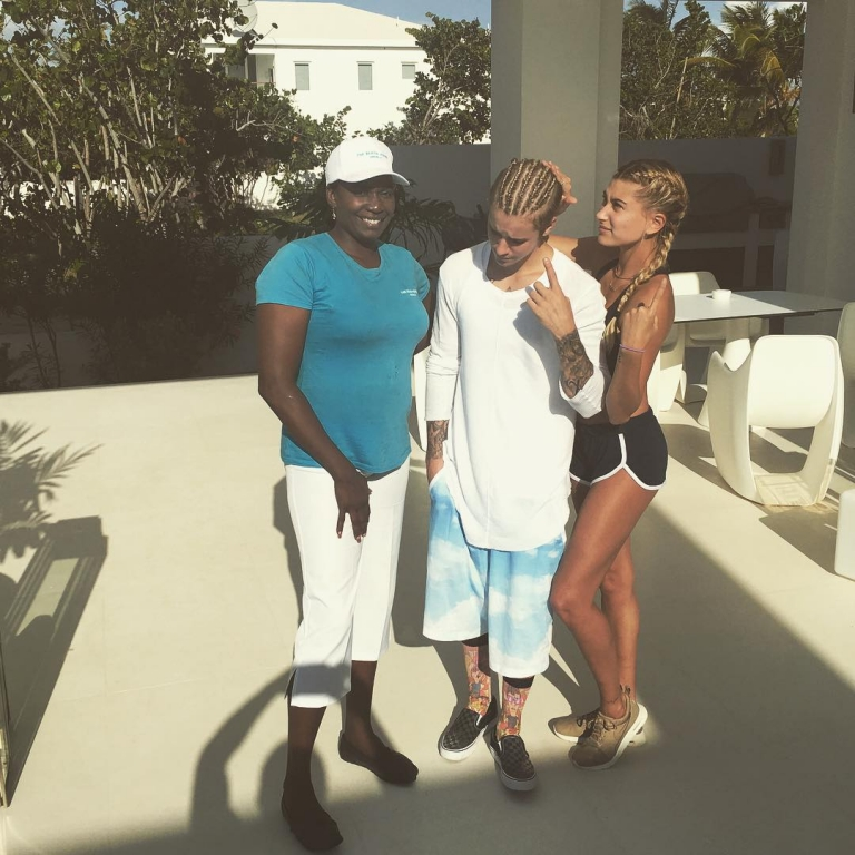 Justin Bieber is now officially Kevin Federline with his new cornrows