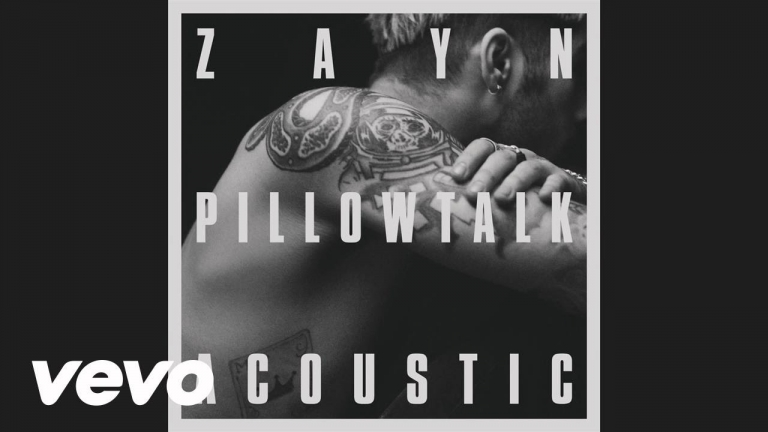 Zayn - #Pillowtalk Acoustic Version