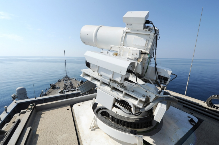 The US Navy Now Has Laser Weapon System