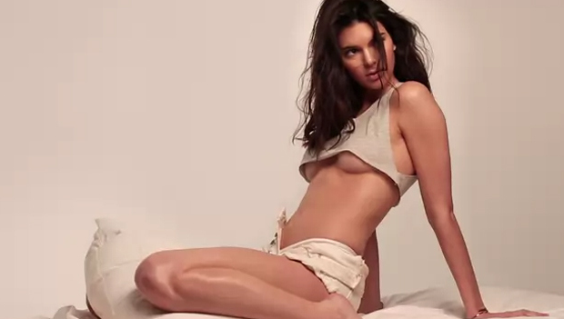 Kendall Jenner is teasing you...