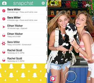 iOS 7 Disables Screenshot Interruptions, Allows Users to Secretly Take Snapchat Screenshots | #iOS7 #apple
