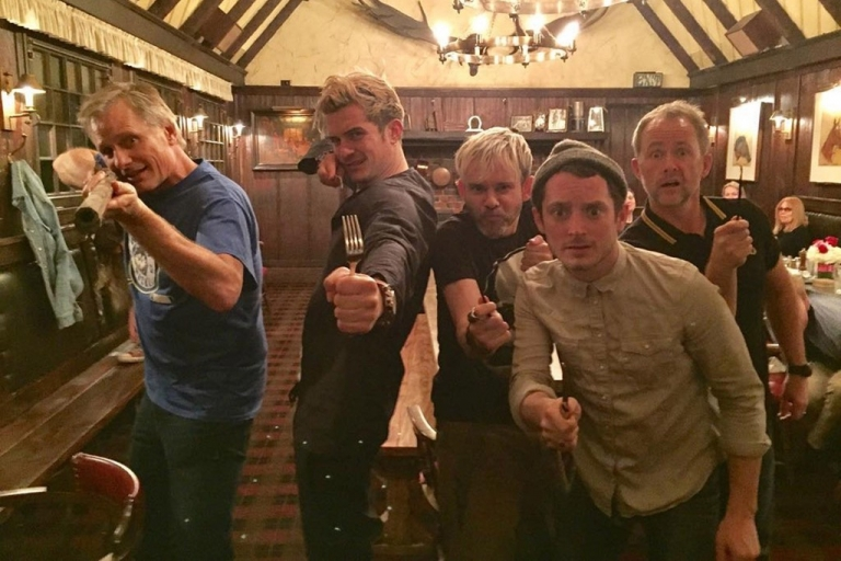 'Lord of the Rings' Cast Reunited 💍
