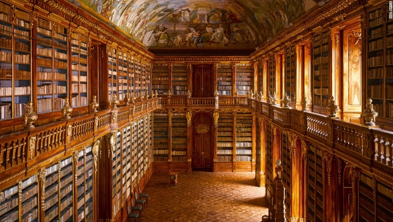 Shhh! Inside 15 of the world's most exquisite libraries