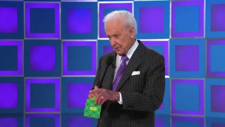 Bob Barker Returns For 'The Price Is Right' April Fools!