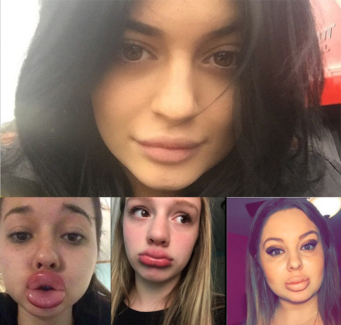 This is how you do the #KylieJennerChallenge