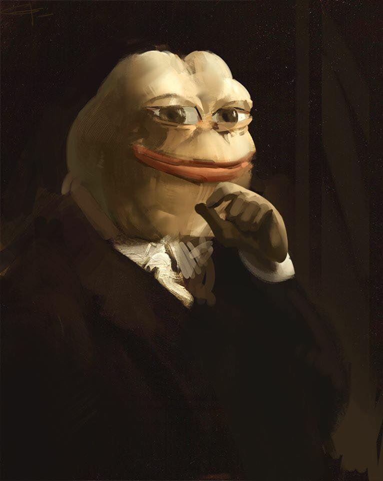 The Most Interesting Frog in the World