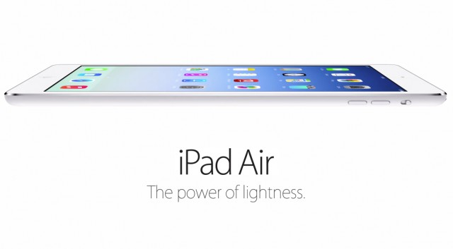 #HolidayGiftGuide2013: #iPadAir: This is what I would give as gift this holiday... an Apple iPad Air!