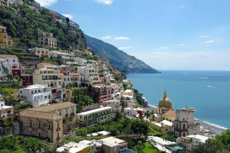 It's Beautiful In #Positano, #Italy...